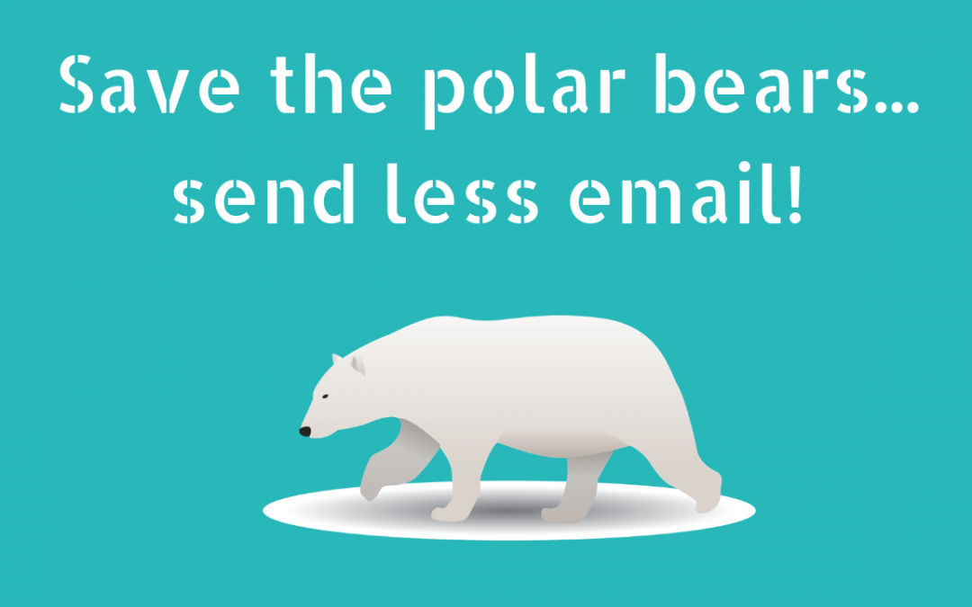 Have you thought about the impact of your emails?