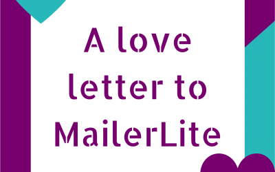 A love letter to MailerLite