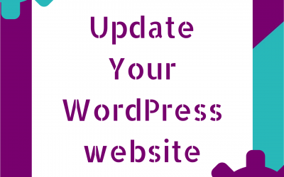 How to update your WordPress Website!